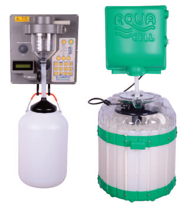 Wall Mounted Wastewater Samplers